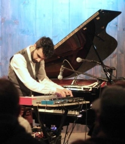 Tigran Hamasyan, photo by Rob Gaudet for blue whale