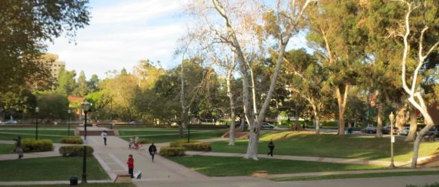 November at UCLA